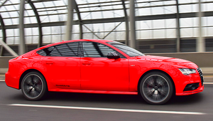 Audi A7 Sportback 3.0 TDI competition - diesel na sportowo