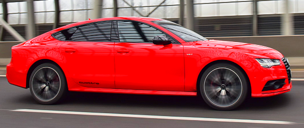 Audi A7 Sportback 3.0 TDI competition quattro - test