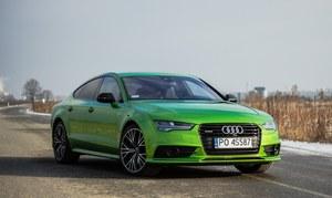 Audi A7 Sportback 3.0 TDI competition – ze sportowymi genami
