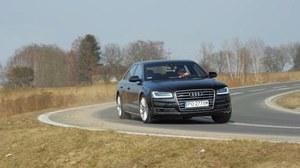 Audi A8 3.0 TDI Clean Diesel quattro - test