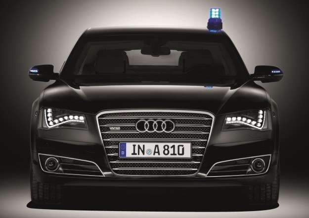 Audi A8 L security /