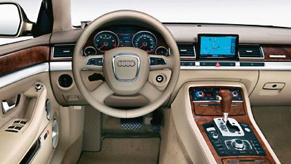 Audi A8 /Motor