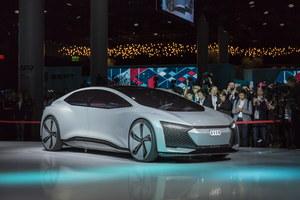 Audi Aicon. Tak kiedyś będą podróżować zamożni