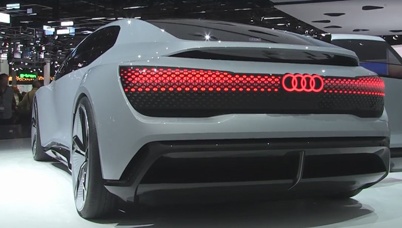 Audi Aicon /INTERIA.PL