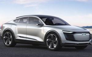 """Audi e-tron Sportback - zupełnie nowy """"elektryk"""""""