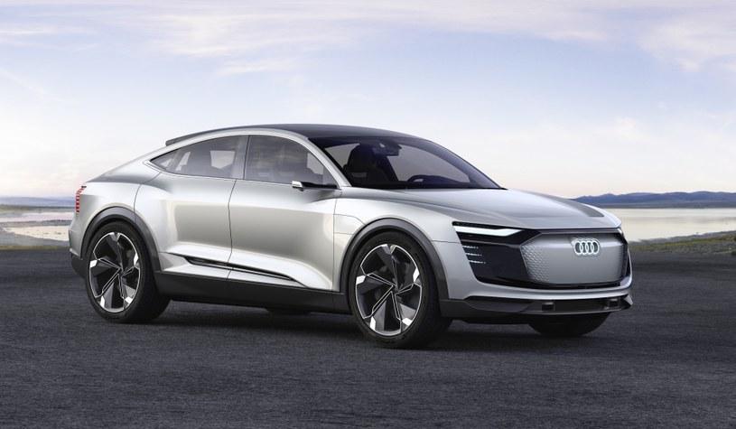 Audi e-tron Sportback /INTERIA.PL/informacje prasowe