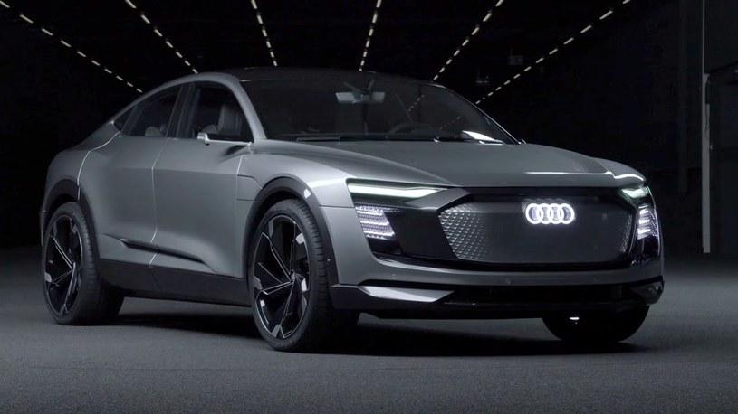 Audi e-tron Sportback /YouTube