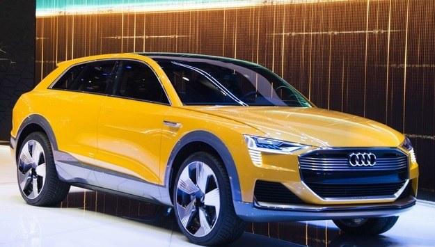 Audi h-tron quattro concept /AFP
