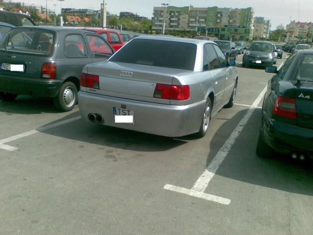 Audi i deska do odśnieżania?