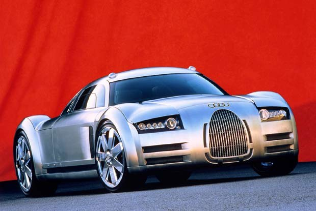 Audi Project Rosemeyer (kliknij) /INTERIA.PL