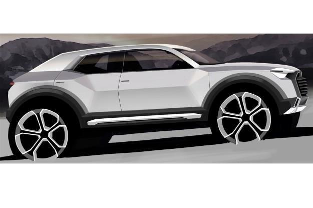 Audi Q1 /