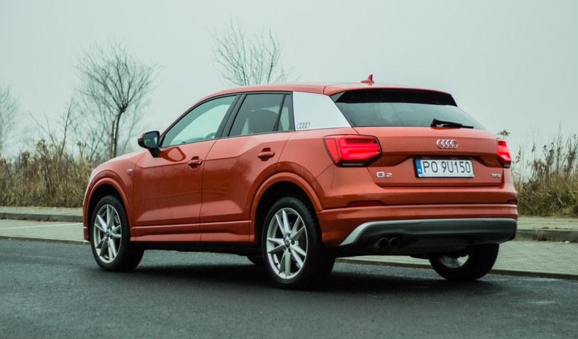 Audi Q2 1.4 TFSI /INTERIA.PL