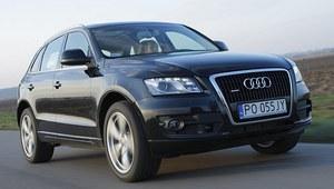 Audi Q5 - nie jest tanie, ale warte swojej ceny