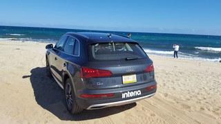Audi Q5 - pierwsza jazda w Meksyku