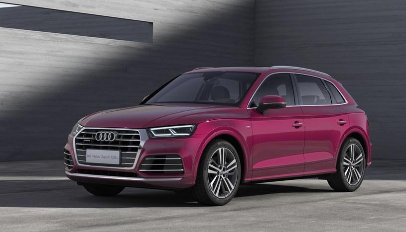 Audi Q5L /