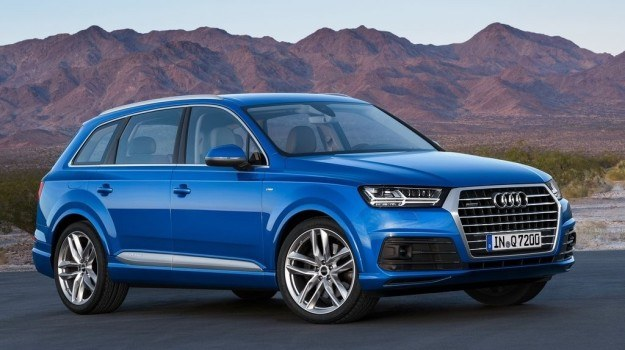 Audi Q7 (2015) /Audi