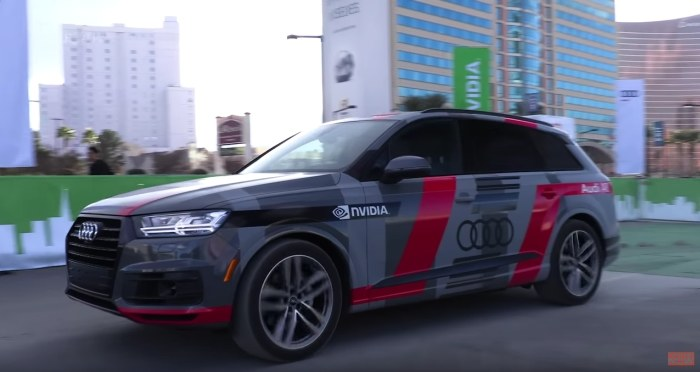 Audi Q7 deep learning concept /YOUCAR /YouTube