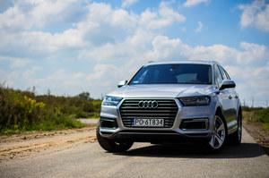 Audi Q7 e-tron 3.0 TDI – połączenie dwóch światów