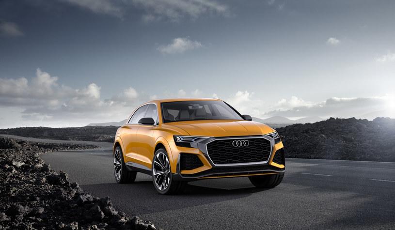 Audi Q8 sport concept /