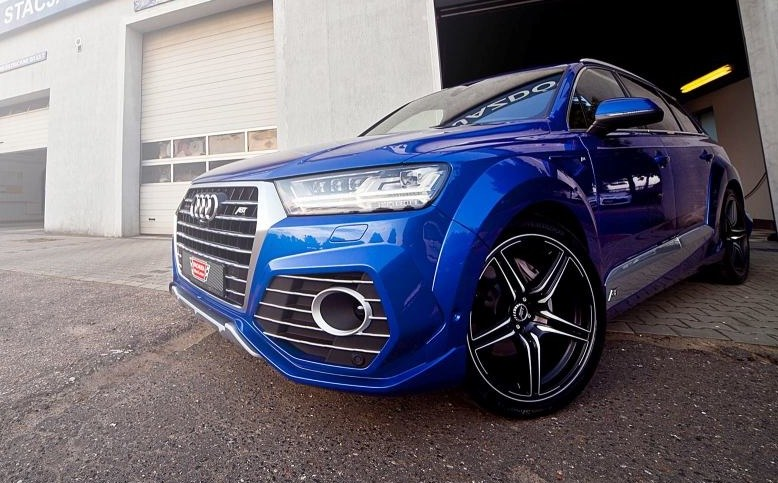 Audi QS7 ABT /