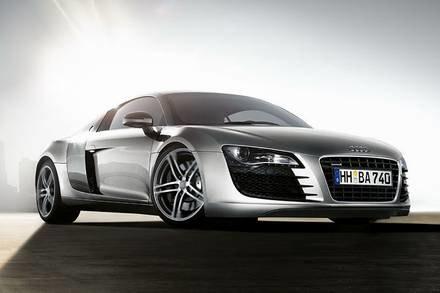 Audi R8 / Kliknij /INTERIA.PL