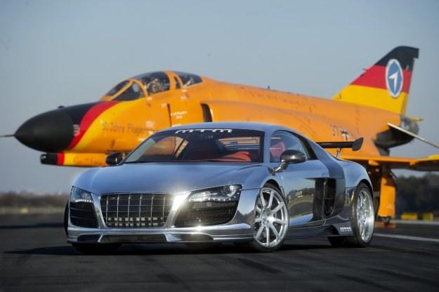 Audi R8 od MTM /