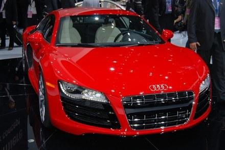 Audi R8 V10 /INTERIA.PL