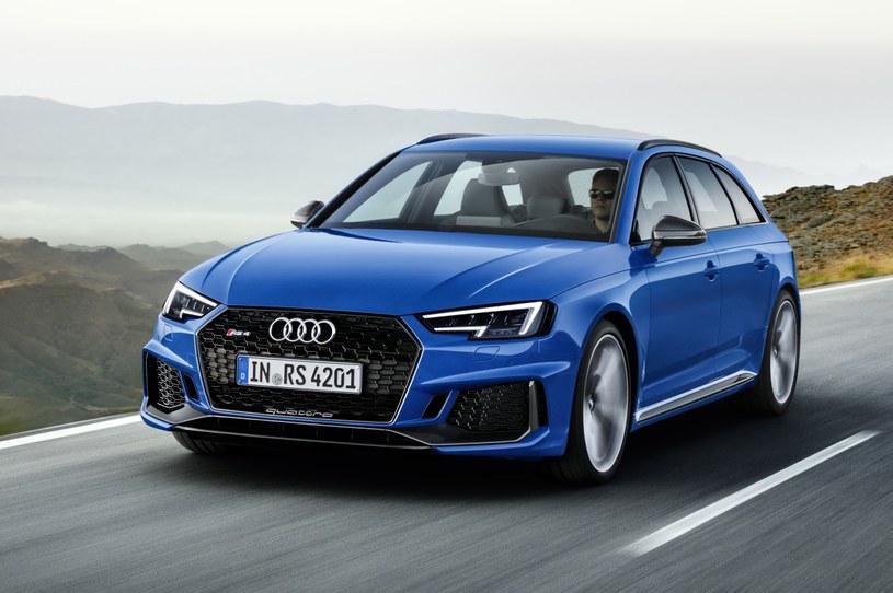 Audi RS 4 Avant /