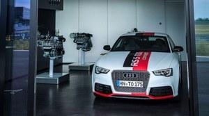 Audi RS 5 z silnikiem... TDI