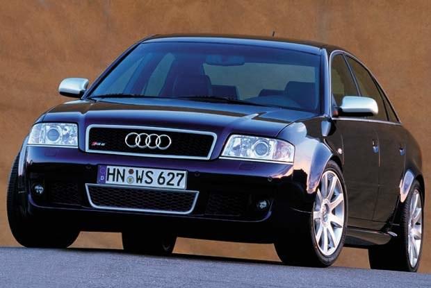 Audi RS 6 (kliknij) /INTERIA.PL
