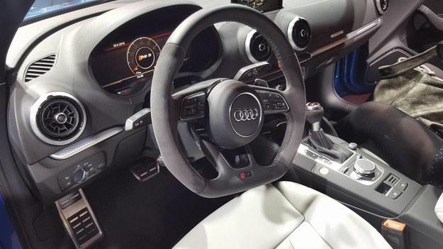 Audi RS3 Limousine /INTERIA.PL