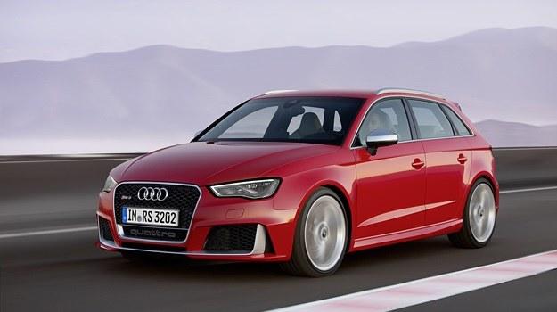 Audi RS3 Sportback /Audi