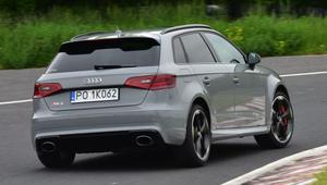 Audi RS3 - uzależnia przyspieszeniem i dźwiękiem
