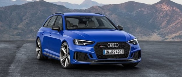 Audi RS4 Avant - już bez V8 pod maską