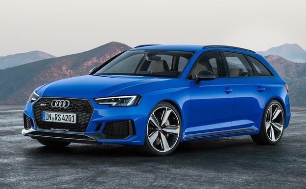Audi RS4 Avant /Audi