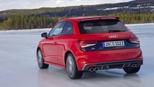 Audi S1 - pierwsza jazda