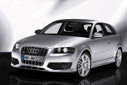 Audi S3 / Kliknij /INTERIA.PL