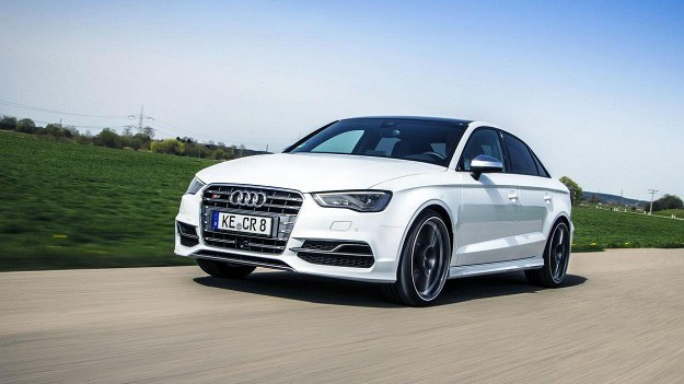 Audi S3 Limousine po tuningu ABT /Audi