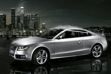 Audi S5 / Kliknij /INTERIA.PL