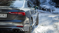 Audi S5 na filmie