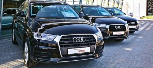 Audi select :plus /Motor