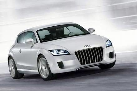 Audi shooting brake / Kliknij /INTERIA.PL