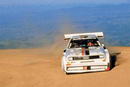 """Audi Sport quattro S1 """"Pikes Peak"""" /"""