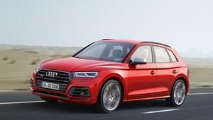 """Audi SQ5 3.0 TFSI - wreszcie z """"benzyniakiem"""""""