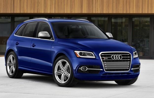 Audi SQ5 /