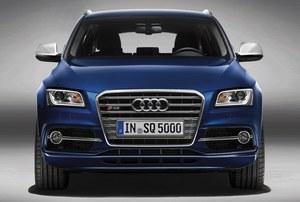Audi SQ5 /Motor