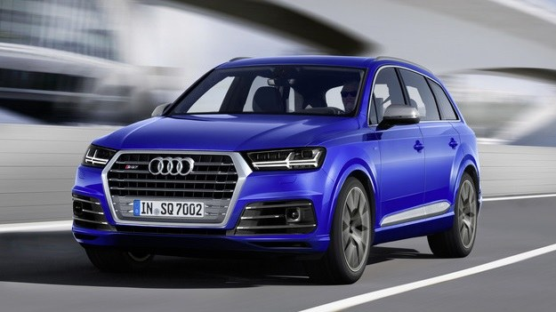 Audi SQ7 TDI /Audi