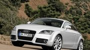 Audi TT po zmianach