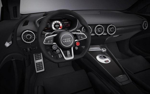 Audi TT Quattro Sport /