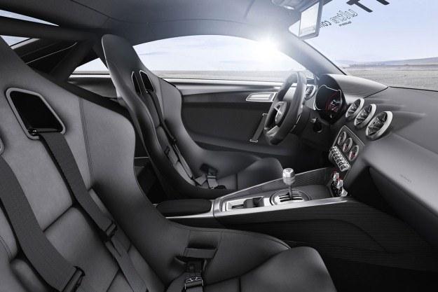 Audi TT Quattro Ultra /